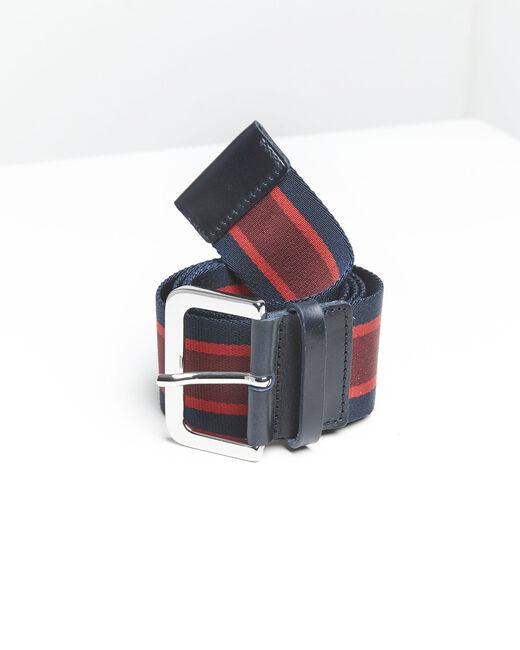 Queen red striped belt (2) - 1-2-3