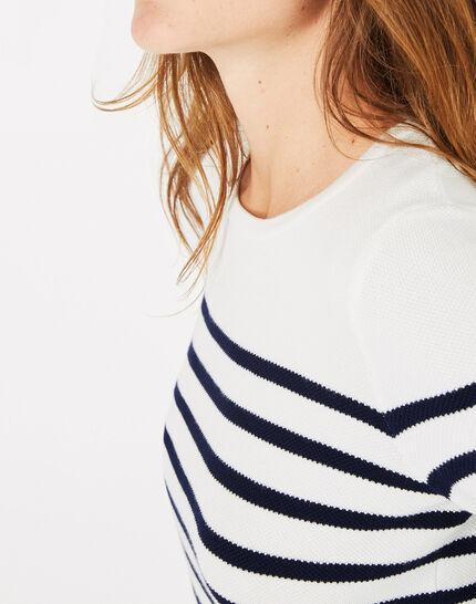 Panama navy-style sweater (5) - 1-2-3