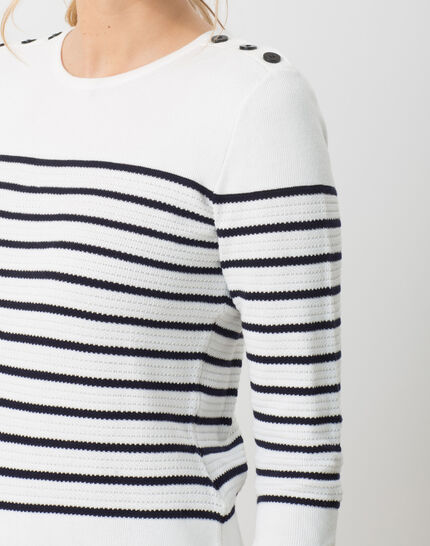 Hublot blue striped sweater - 123