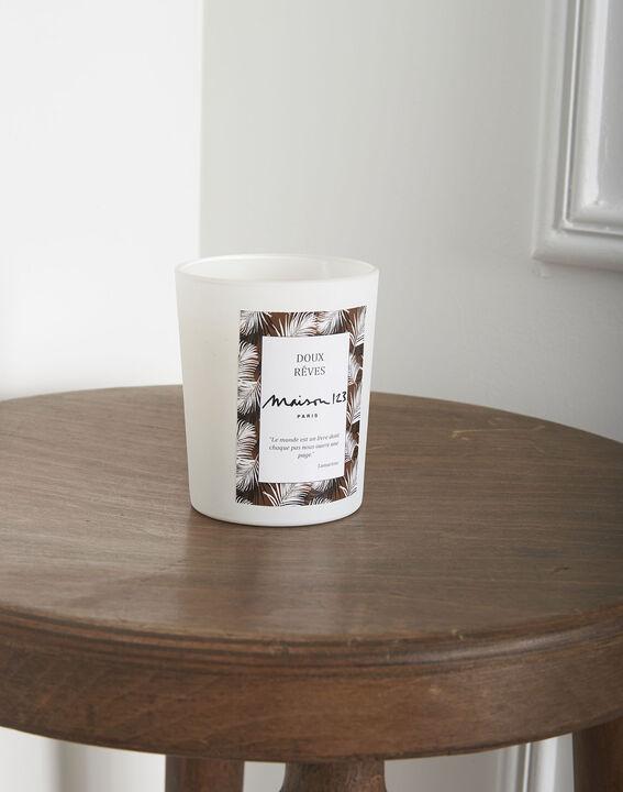 Bougie thé blanc PhotoZ | 1-2-3