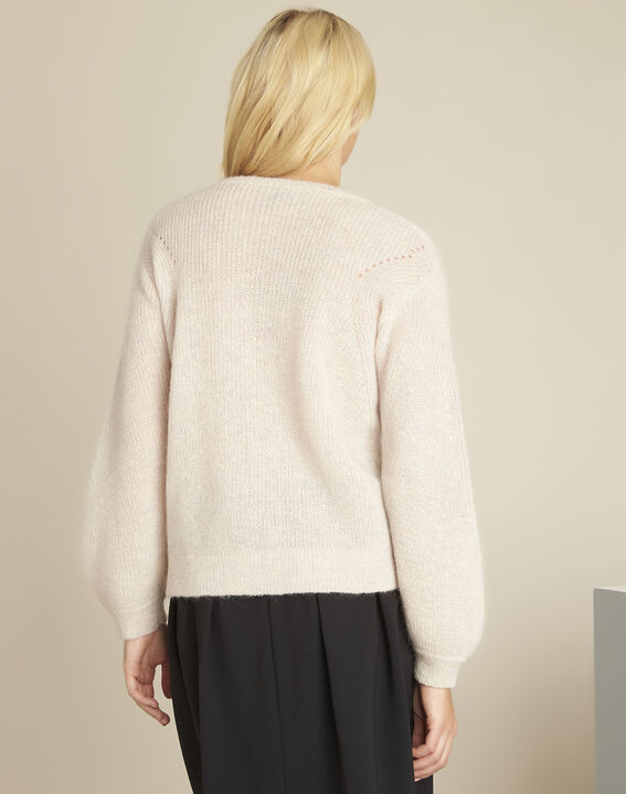 Nude Pullover aus Wolle und Mohair Balou (4) - Maison 123