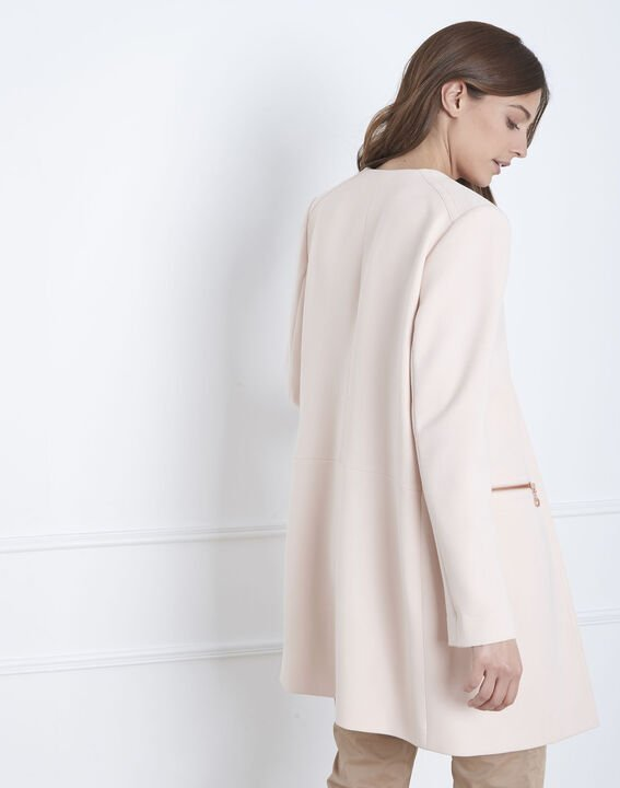Manteau poudre zips Kaya (4) - Maison 123