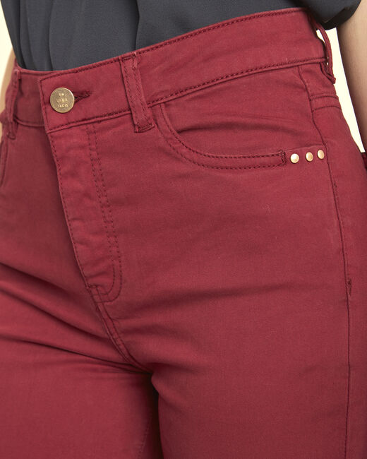 Vendôme ruby slim-cut standard-waist 7/8 length jeans (2) - 1-2-3