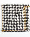 Fautine houndstooth wool scarf (3) - 1-2-3