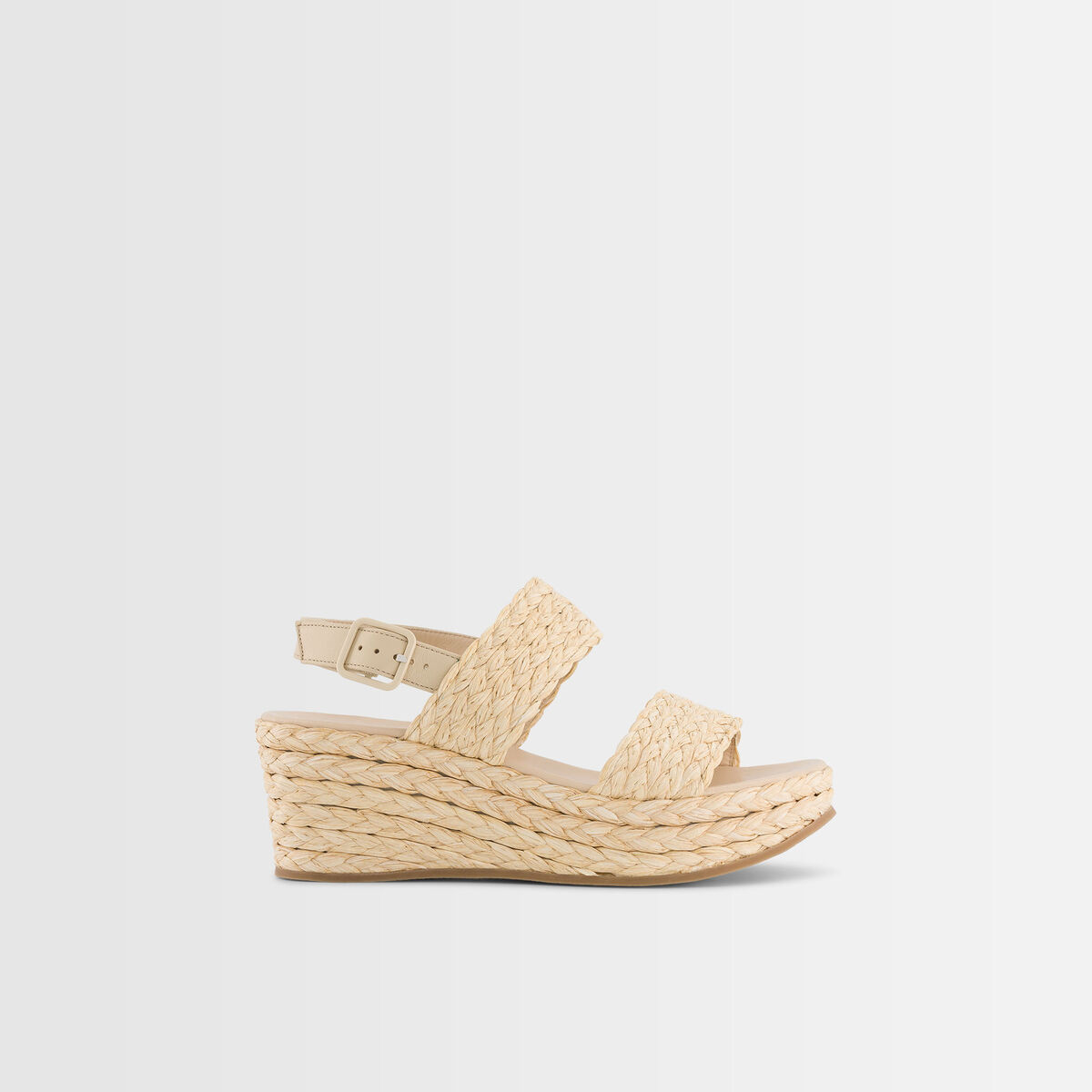 Sandales en raphia Gena PhotoZ | 1-2-3