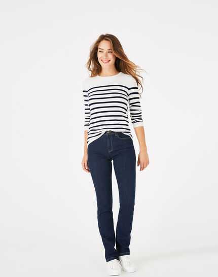 Panama navy-style sweater PhotoZ | 1-2-3