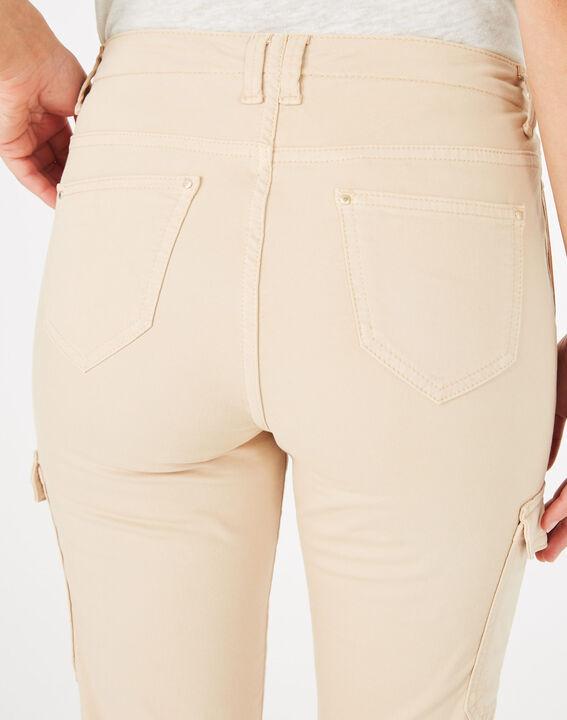 Damien beige combat trousers (5) - 1-2-3