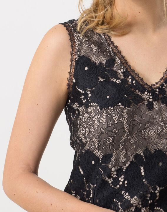 Robe noire dentelle Francesca (5) - 1-2-3