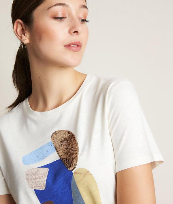 Tee-shirt imprimé Rameau PhotoZ | 1-2-3