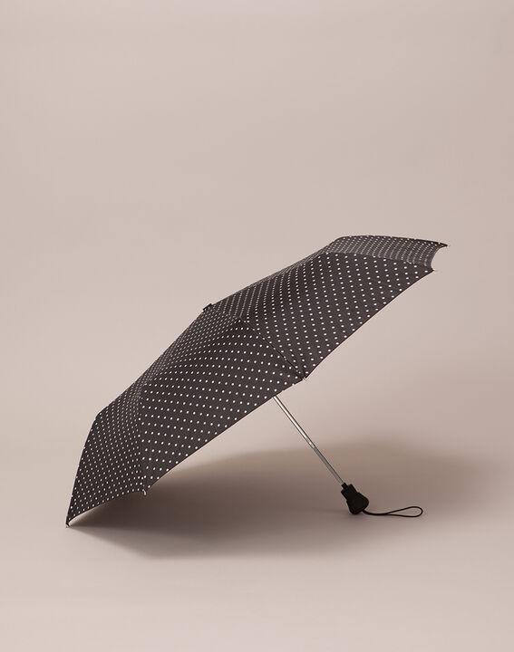 Parapluie à pois noir Rain PhotoZ | 1-2-3