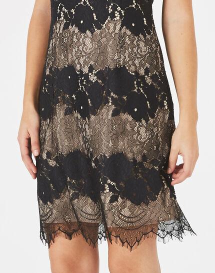 Francesca black lace dress PhotoZ | 1-2-3