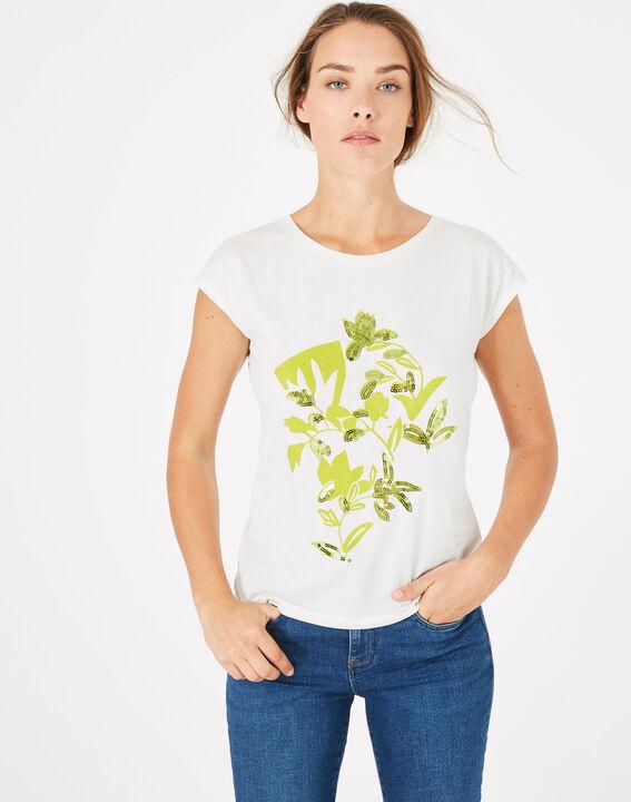 Tee-shirt imprimé Bambou (2) - 1-2-3