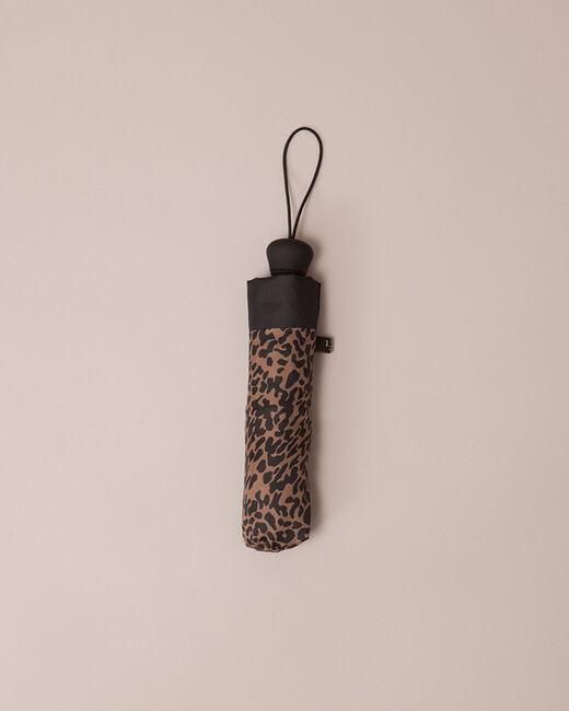 Parapluie imprimé léopard Rain (2) - 1-2-3