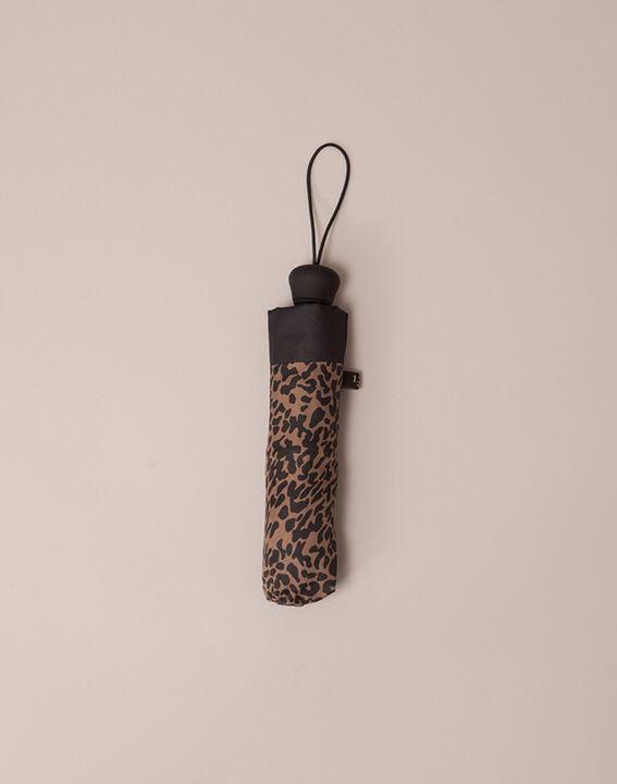 Rain leopard print umbrella PhotoZ | 1-2-3