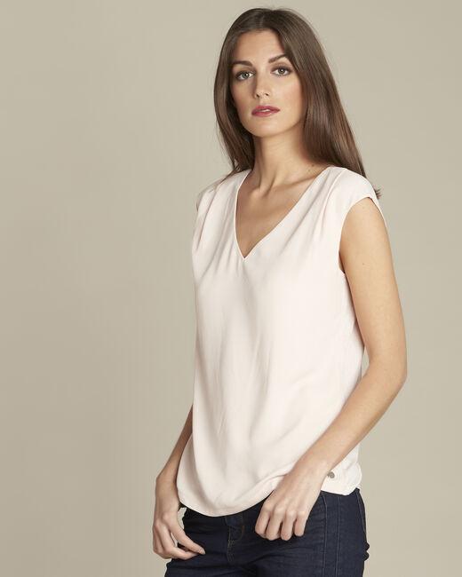 Poederkleurig T-shirt Neptune (1) - 37653