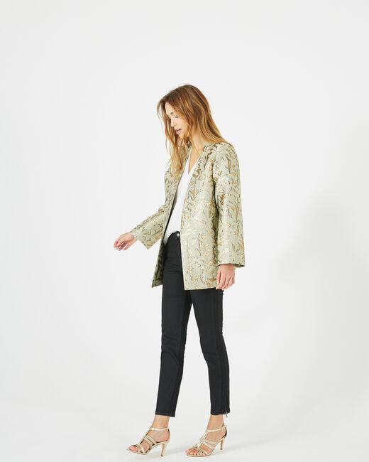 Matata shiny jacquard jacket (2) - 1-2-3