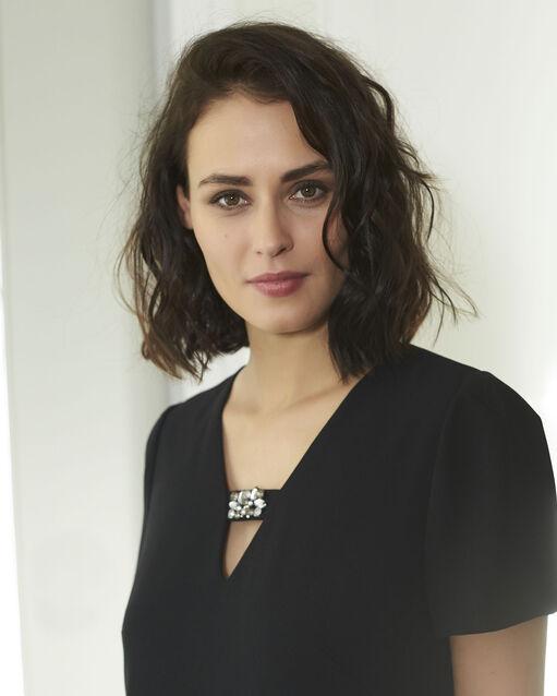 Robe noire à bijou Noel (2) - 1-2-3