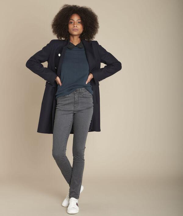 L'Iconique slim : jean chiné Suzy PhotoZ | 1-2-3