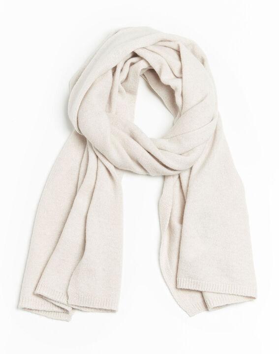 Lichtroze sjaal van kasjmier Felicia (1) - 37653