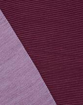 Elila lilac scarf grape.