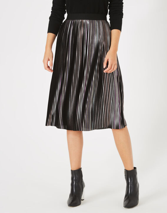 Fly trendy pleated skirt (1) - 1-2-3