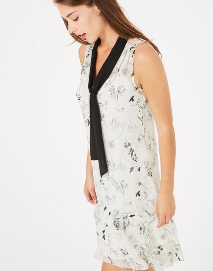 Robe imprimée Gatsby (1) - 1-2-3