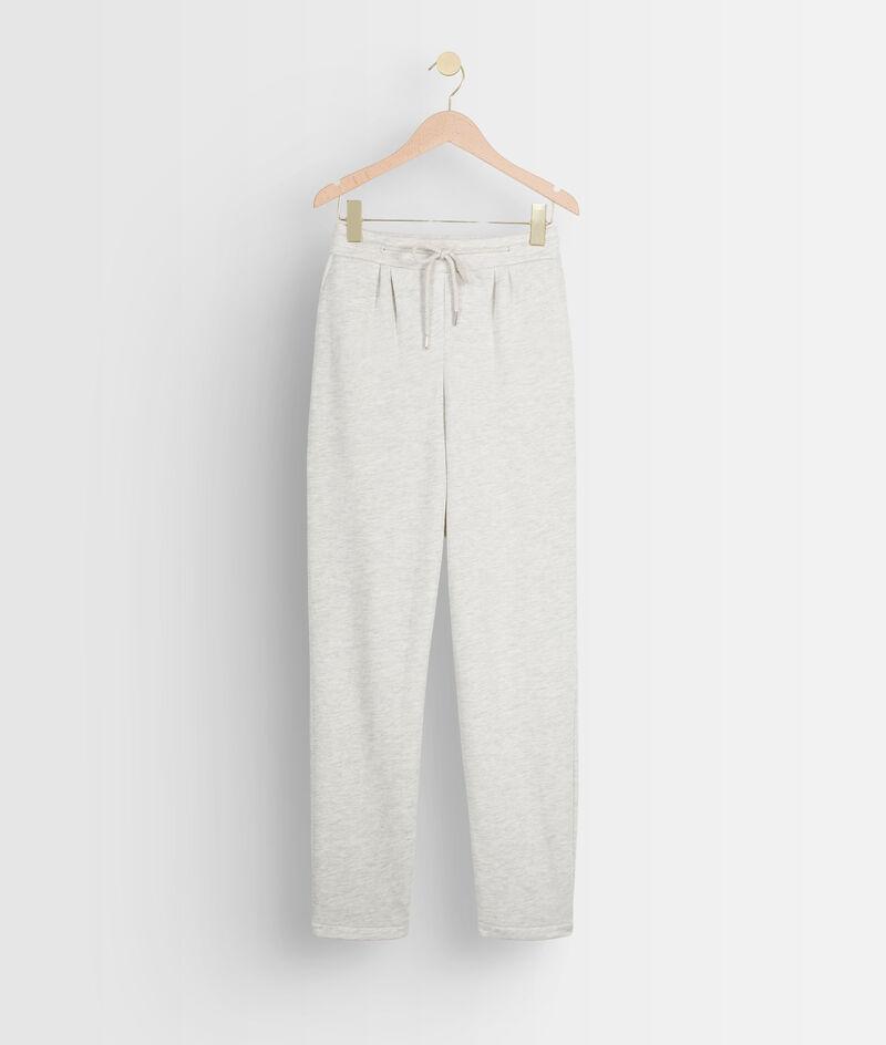 Pantalon molletoné gris chiné Everest PhotoZ   1-2-3