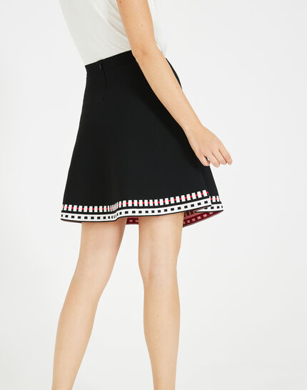 Figue black full skirt (2) - 1-2-3