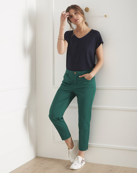 Pantalon vert léger Coco PhotoZ | 1-2-3