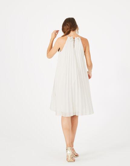 Robe plissée Fidèle (4) - 1-2-3