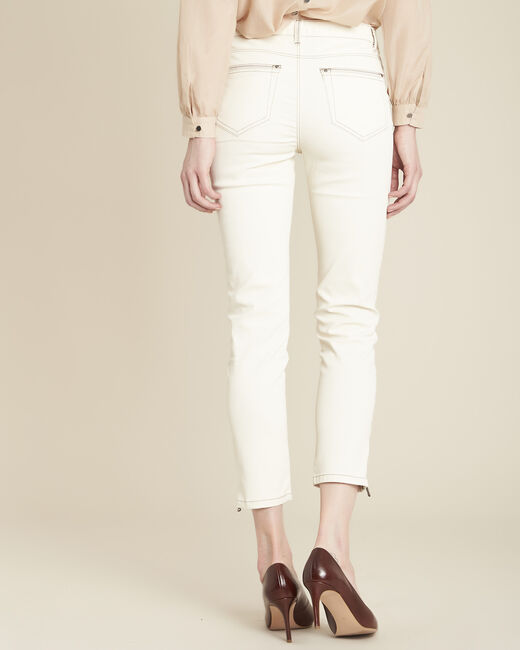 Opéra cream coated jeans (2) - 1-2-3