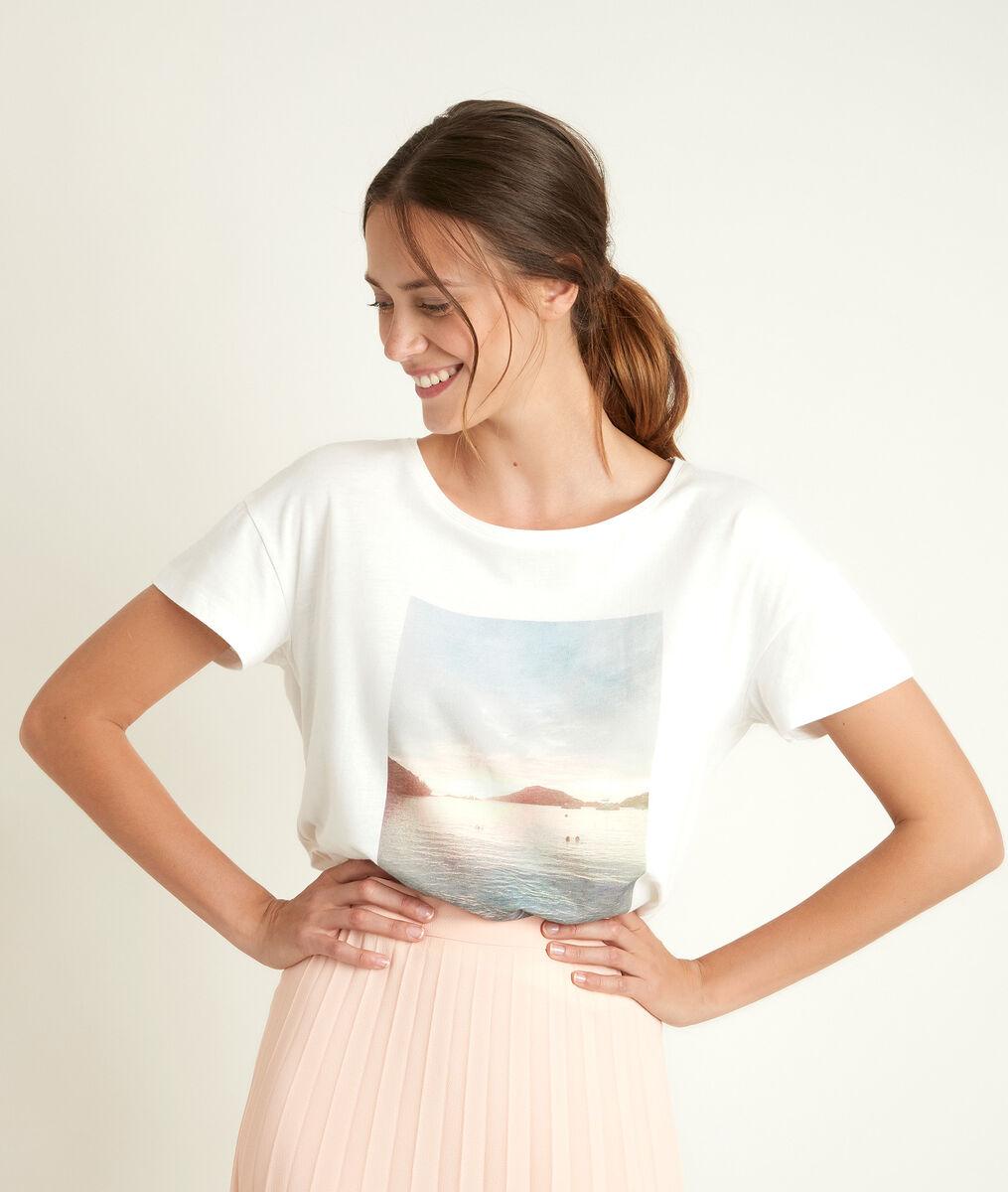 Tee-shirt imprimé Dune PhotoZ | 1-2-3