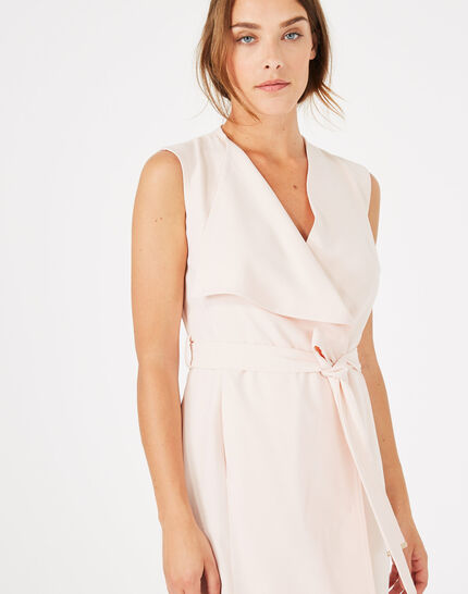 Amalia trench-style dress (2) - 1-2-3