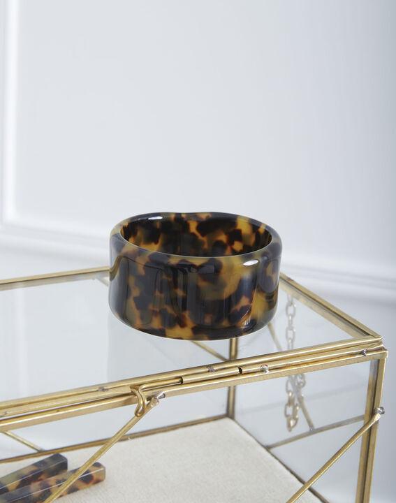 Bracelet en résine écaille Tiffaine (1) - Maison 123