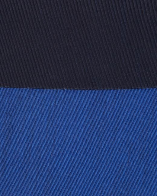 Echarpe bleu roi Elila (1) - 1-2-3