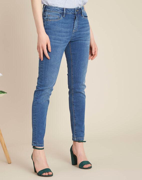 Gebleichte Slim-Fit-Jeans Vendome (3) - 1-2-3