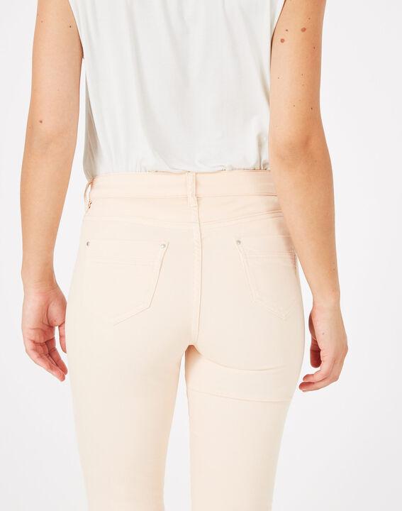 Pantalon rose pâle 7/8ème Oliver (4) - 1-2-3