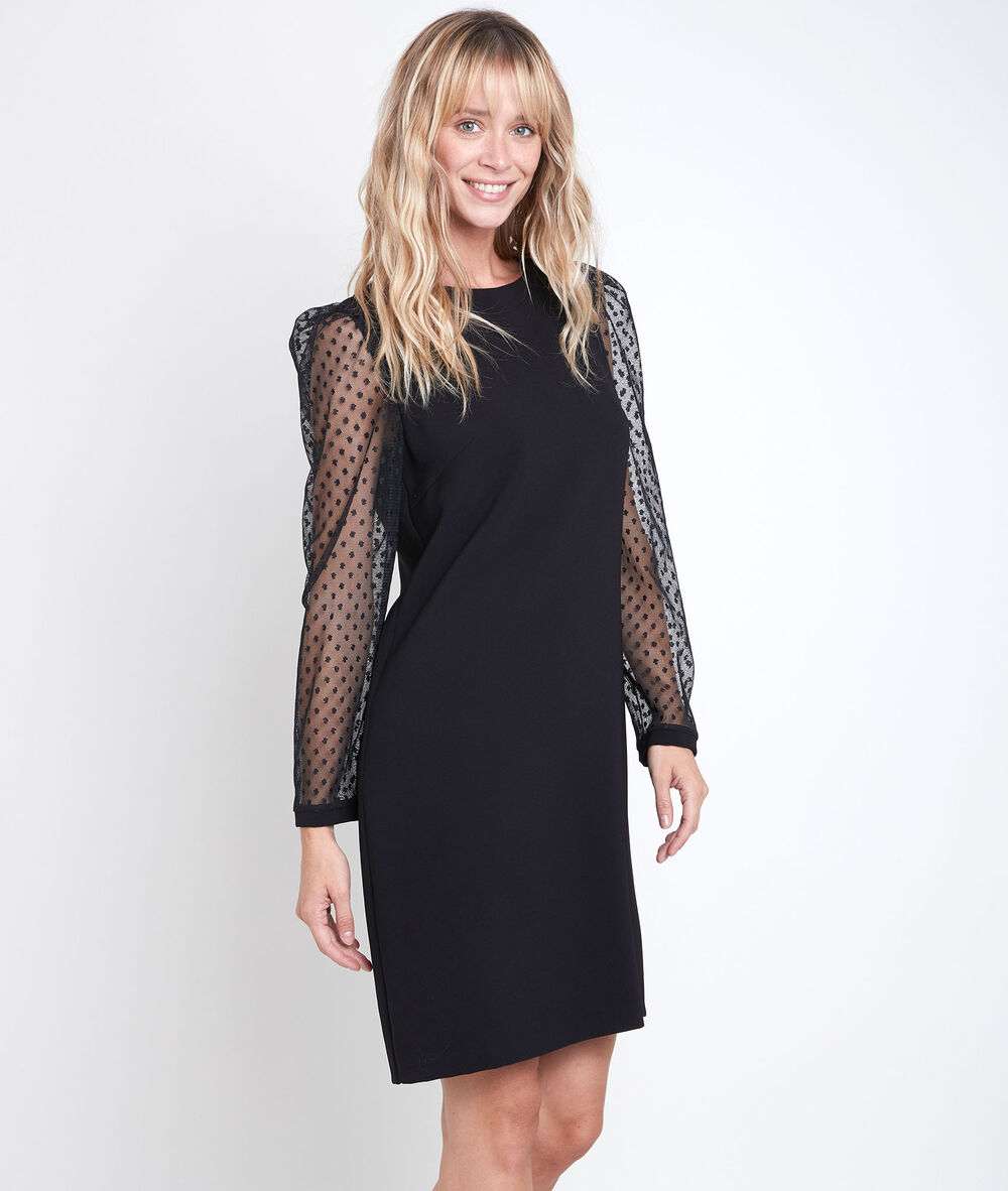 schwarze kleider kurz & knielang für damen online kaufen