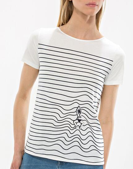 Tee-shirt rayé Nageuse PhotoZ | 1-2-3