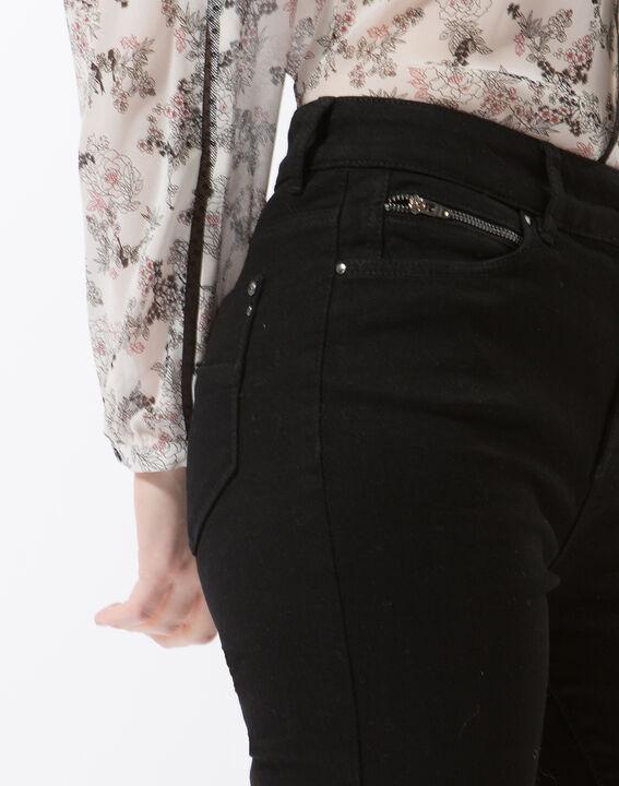 Pantalon noir slim William (5) - 1-2-3