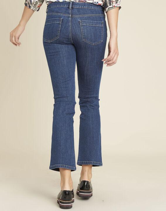 Onbewerkte wijd uitlopende 7/8-jeans Victor (4) - 37653
