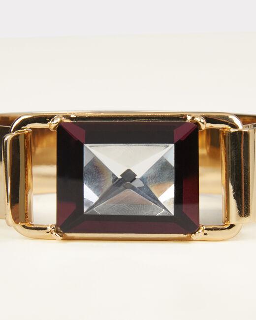 Iliana golden cuff bracelet (1) - 1-2-3