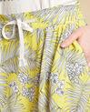 Jupe jaune imprimée Lutin (1) - 1-2-3