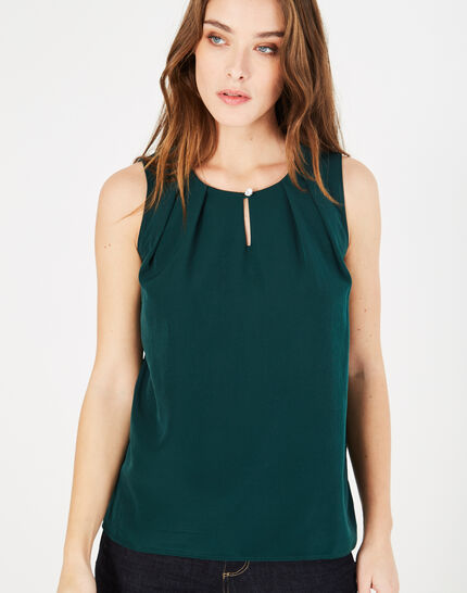 Fanette forest green top (3) - 1-2-3