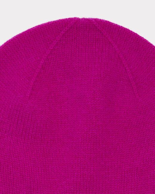 Bonnet lavande en cachemire Tilleul (2) - 1-2-3
