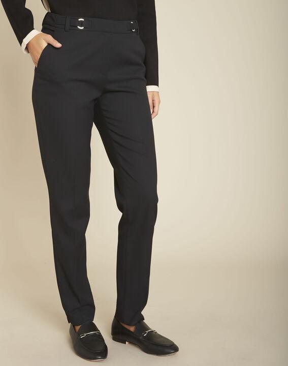 Pantalon droit étriers Elsy PhotoZ | 1-2-3
