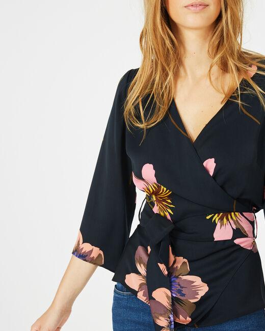 Daniella floral blouse (2) - 1-2-3