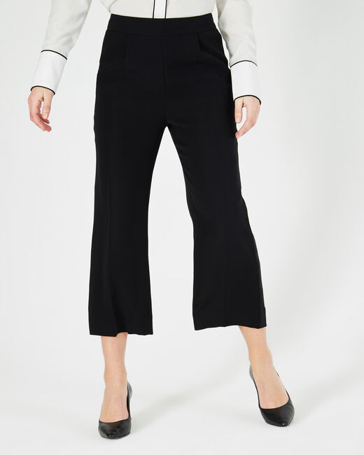 Vada tailored black trousers (1) - 1-2-3
