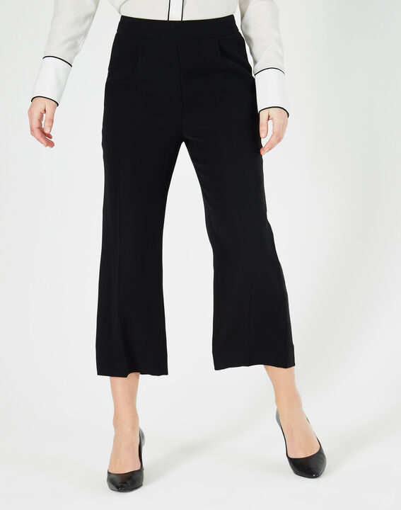 Vada tailored black trousers PhotoZ | 1-2-3