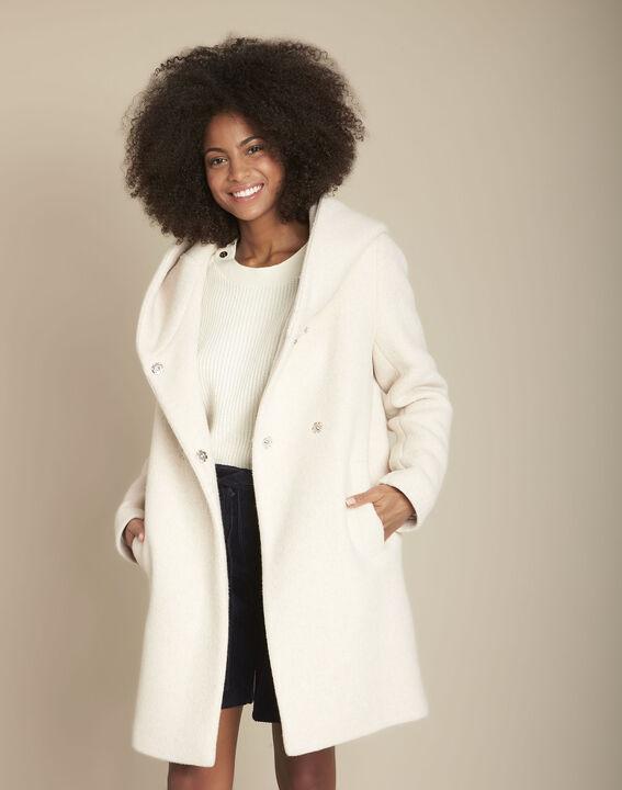 Manteau en laine Edwin PhotoZ | 1-2-3